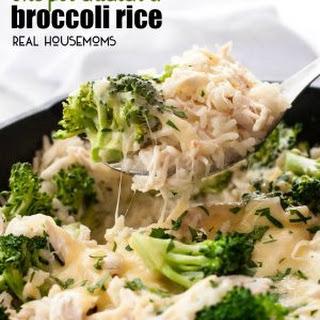 One Pot Chicken and Broccoli Rice Recipe