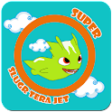 Super Slugr Tera Jet Adventure icon