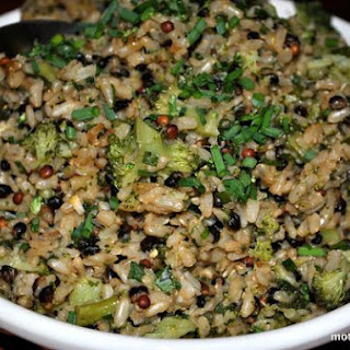 Broccoli Rice Medley