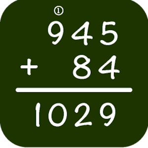 Math Long Addition 24.0 by Epsilon Development logo
