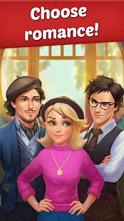 ファミリーホテル:ロマンチックストーリーデコレーションマッチ3
