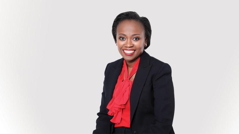 Mandisa Ntloko-Petersen, BCX chief marketing officer.