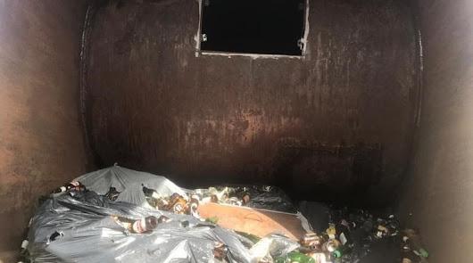 Detenido en Ceuta un camionero almeriense con más de 330 kilos de hachís