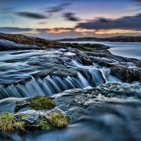 Harris falls by Ian Pinn - Landscapes Waterscapes ( HDR, Landscapes )