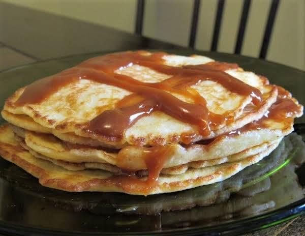 Panqueques With Dulce De Leche Recipe