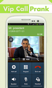 Vip Call Prank 5.2.7