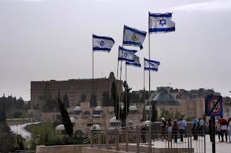 Photo: Jaffa Gate entrance