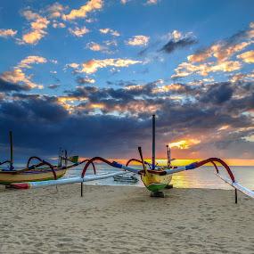 SANUR by Dhanu Wijaya - Landscapes Beaches