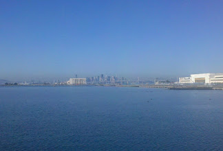 Photo: view of downtown San Francisco from Alameda