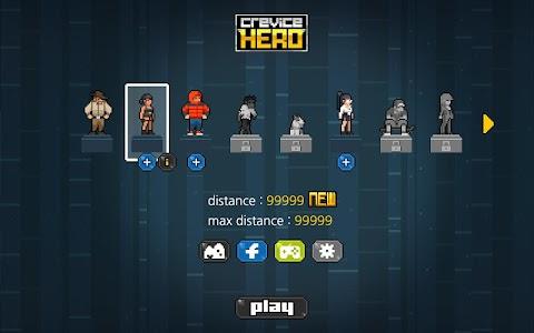Crevice Hero v1.1.2