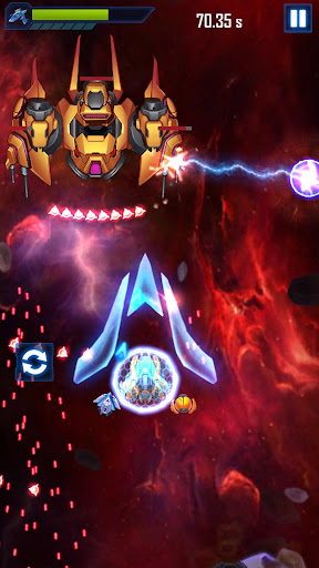 Wind Wings: Space Shooter - Galaxy Attack screenshots 2