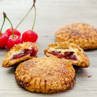 Sour Cherry Graham Flour Hand Pies.