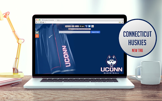 University of Connecticut New Tab