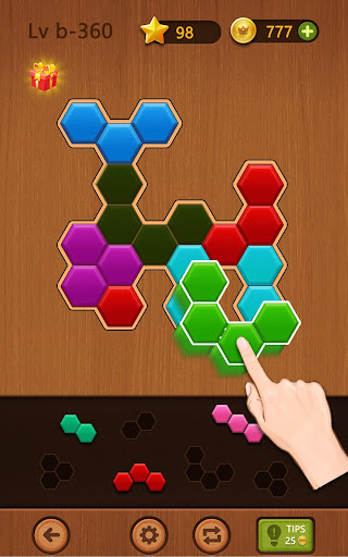 Block Hexa Puzzle  screenshots 7