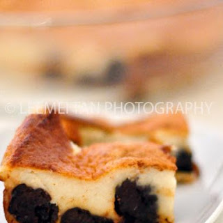 Far Breton (Brittany Prune Pudding)