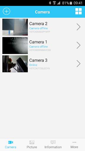 EyeCloud Screenshot