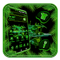 Green Leaves Theme Launcher icon