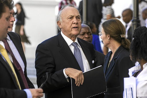 Following the rules: Former Steinhoff chairman Christo Wiese says the company complied with all governance regulations. Picture: BLOOMBERG