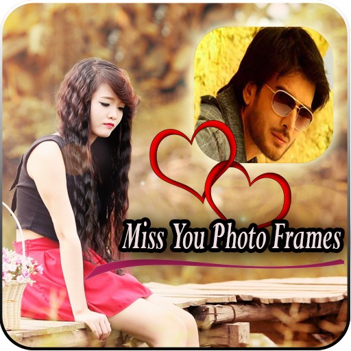 Miss You Photo Frames