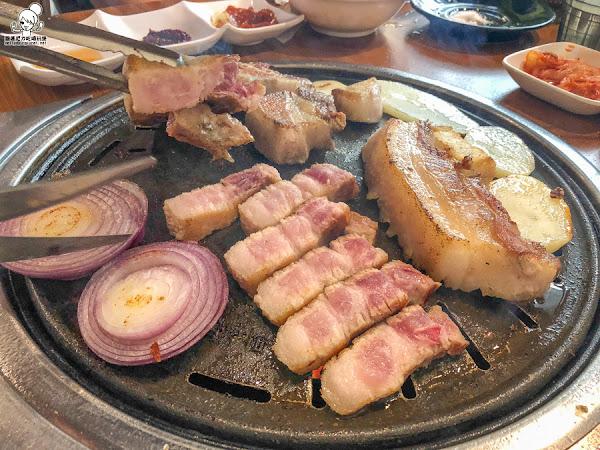 讚呀 正宗韓式烤肉