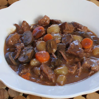 Perfect Slow Cooker Beef Stew.