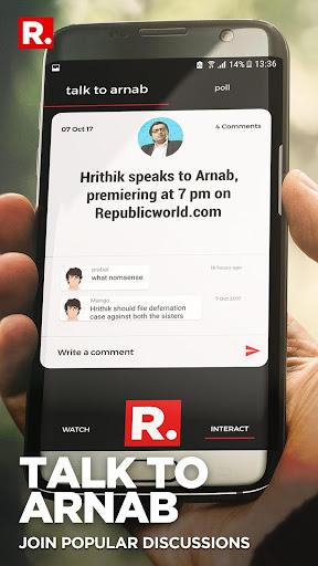 Republic World | Digital.TV.Media. for PC