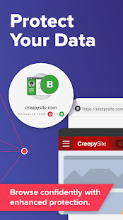 DuckDuckGo Privacy Browser Capture d'écran