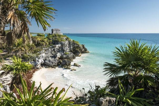 Playa Ruinas - Tulum