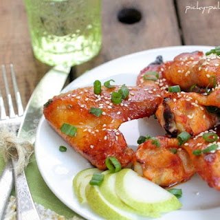 McCormick's Korean BBQ Wings.