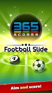 365Scores -­ Football SLIDE- screenshot thumbnail