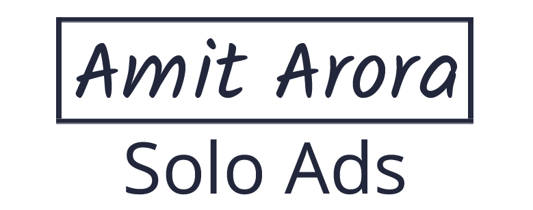 Logo - Amit Solo Ads