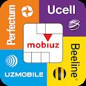 USSD Uzbekistan - Uzmobile Mobiuz Ucell Beeline icon