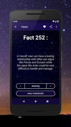 Cancer Horoscope 2020 u264b Free Daily Zodiac Sign 4.10.2 screenshots 5