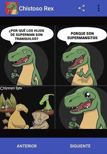 Chistoso Rex Chistes Malos y Divertidos 2.0.4 screenshots 4