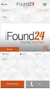 ifound24 advert, publish ads screenshot 5