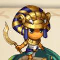 飛び蛇のファラオ