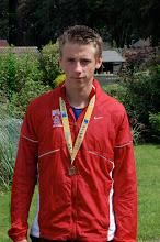 Photo: Jake relay earns bronze medal at Gateshead championship