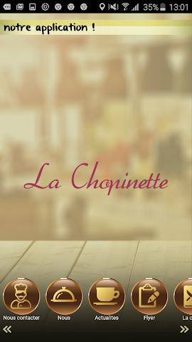 android La Chopinette Screenshot 0