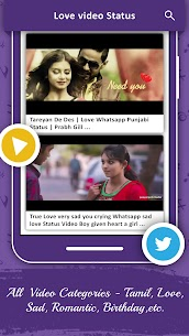 Tamil Video Status For Whatsapp 2019 App Download For Android and iPhone 3
