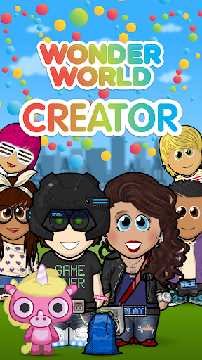 Wonder World Creator 1 screenshots 1