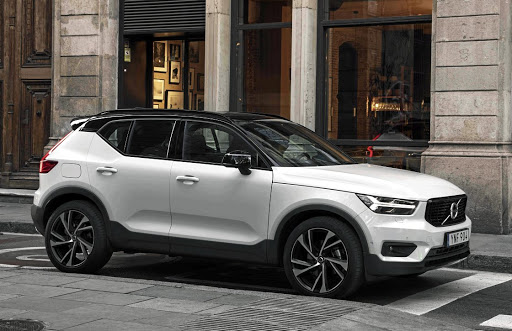 Swedish brand Volvo will introduce the XC40 compact crossover in the second quarter