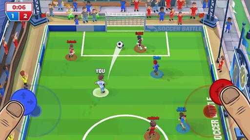 Soccer Battle - 3v3 PvP android2mod screenshots 4