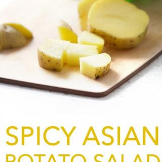 Spicy Asian Potato Salad.