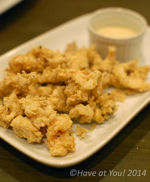 Cajun Seafood Fry