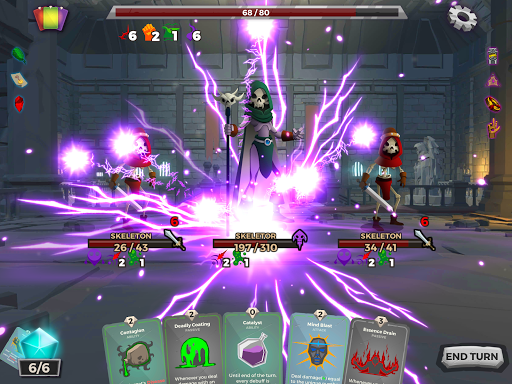 Dungeon Tales : An RPG Deck Building Card Game android2mod screenshots 12