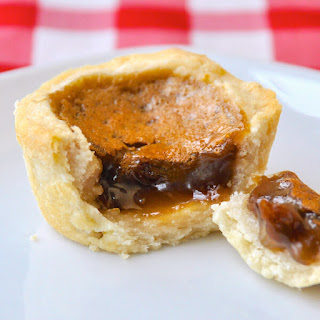 The Best Classic Canadian Butter Tarts.