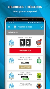 OM (Officiel) Capture d'écran