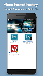 Video Format Factory Mod Apk (Premium Unlocked) 8