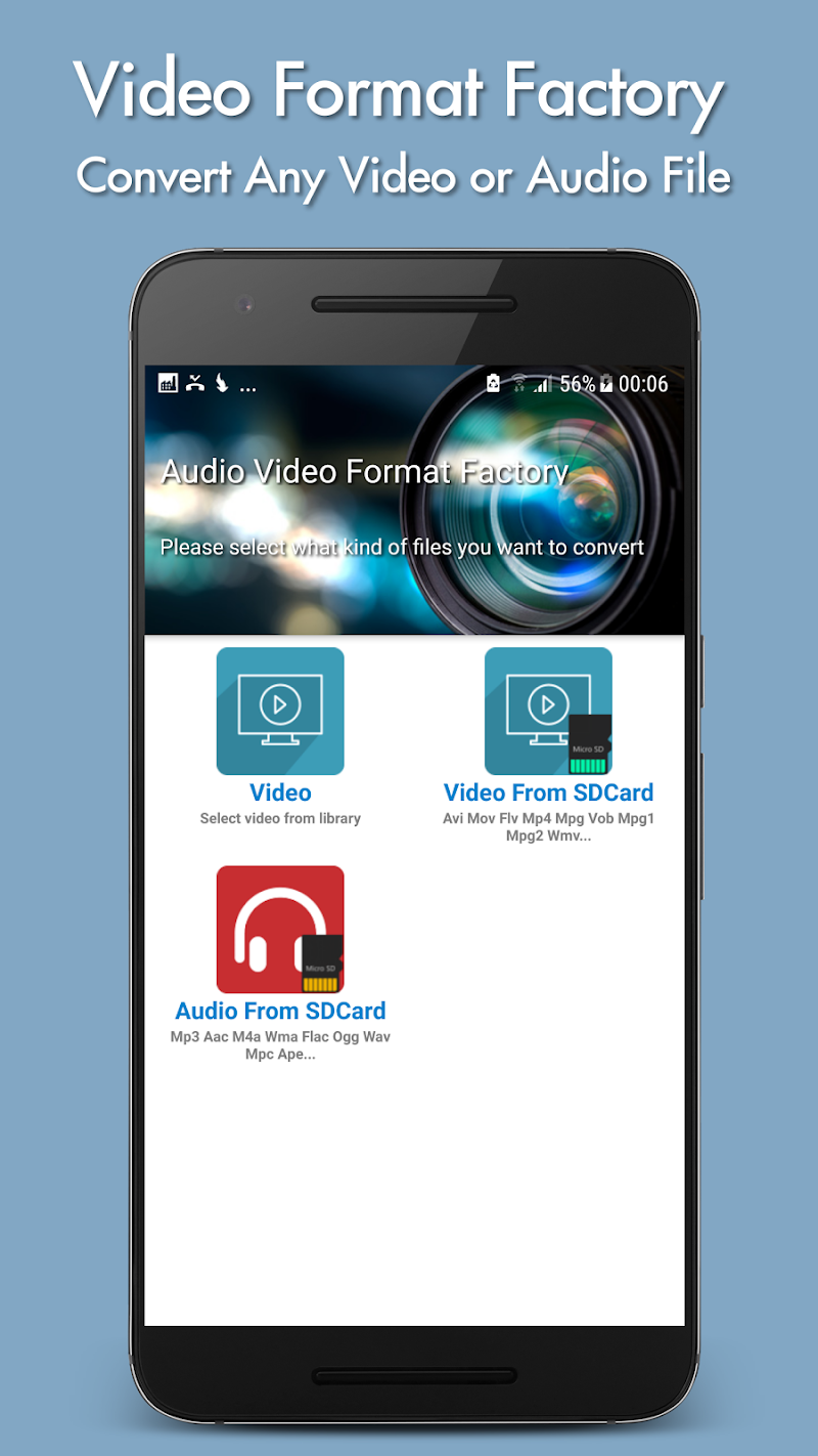 Video Format Factory Screenshot 7