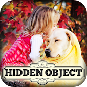 Hidden Object - I Love My Pet
